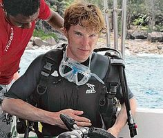 London Evening Standard article by Benedict Cumberbatch. He writes too??!! Can this man be any more perfect?? (PS Ben - next time you need a friend to go diving with you in the Seychelles, call me up). Haha