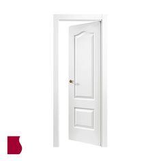 Modelo 9250 LACADA BLANCA / Colección Lacada / Puertas de interior Sanrafael