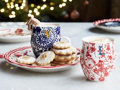 Don't forget to leave out a couple extra cookies tonight! #christmaseve #merrymerry by anthropologie