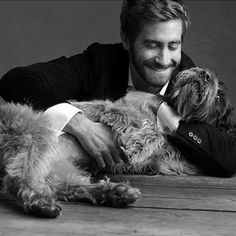 Famous men and their Personal relationship with dogs. http://www.pinterest.com/petmoods/men-dogs