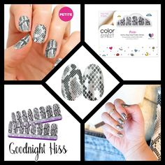 For the wild side! Beauty Consultant, Nail Polish Strips, Nail Bar, Color Street Nails, Bling Nails, Pedicure, Nail Colors, Nail Art Designs, Create Yourself