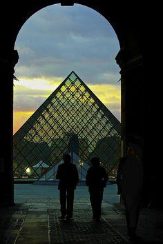 Twilight in Paris ~ France