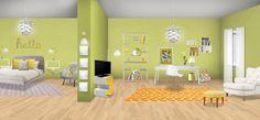 Girls bedroom Girls Bedroom, My Design, Home Decor, Decoration Home, Room Decor, Girl Bedrooms, Home Interior Design, Home Decoration, Interior Design