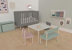 Save money with our FLEXA bedroom sets #scandinavianstyle #children #interior design #baby #furniture