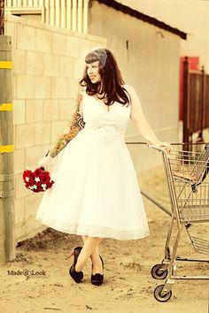 25 Fotos de Lindas Noivas Tatuadas