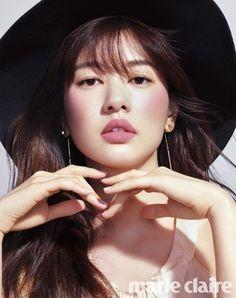 Jung So Min in Marie Claire Korea April 2016 Jung So Min, Female Actresses, Korean Actresses, Korean Actors, Asian Actors, Korean Beauty, Asian Beauty, Dramas, Baek Seung Jo