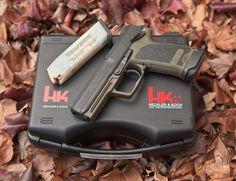 Heckler Koch HK USP40 Custom Combat pistol