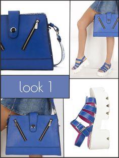 Color Azul como protagonista!