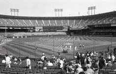 Candlestick Park Photograph - Home Opening Day on April 12, 1998 by untouchedtcphotos on Etsy