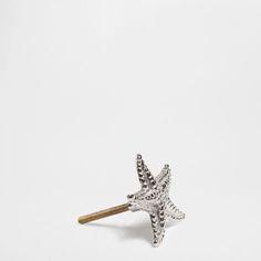 Starfish Knob (Set of 2) - Knobs - Decor and pillows | Zara Home United States