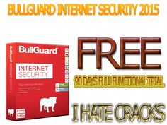 Get BullGuard Internet Security 2015 For Free (90 Days Full Functional Trial)