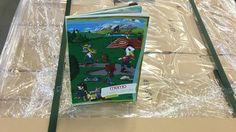 Die Produktion des #memoschueler #Schülerkalender s von der nachhaltigen Druckerei #Lokay (www.lokay.de) als Video | #clip of the production of the #memo #recycling #student #calendar by certified printshop lokay.de