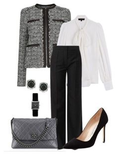 fall-and-winter-work-outfit-ideas-2018-150 85+ Fashionable Work Outfit Ideas for Fall & Winter 2018