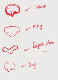 Resultado de imagen para como dibujar furry