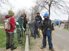 Scouts to help green New York City at 12th annual Scouts in Parks Day