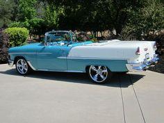 1955 Chevy Bel Air Convertible ★。☆。JpM ENTERTAINMENT ☆。★。