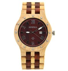 woodary wristwatch