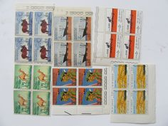 Lot of 24 pcs Somalia Stamps not used Stamps, Stuff To Buy, Vintage, Stamping, Primitive, Postage Stamps
