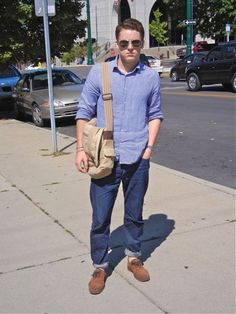 Style Guru Bio: Patrick Gorny