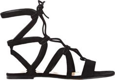 Gianvito Rossi Ferah Gladiator Sandals at Barneys New York