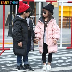 Find More Down & Parkas Information about Pinocchio, Cui Renhe Park Shin Hye with children's long down jacket and thick coat SE29,High Quality coat pvc,China coat apron Suppliers, Cheap jacket ski from FT Children Clothes Store on Aliexpress.com