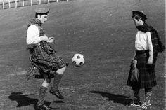 Franz Beckenbauer & Gerd Müller
