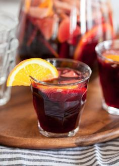 How To Make Red Wine Sangria — Cooking Lessons from The Kitchn