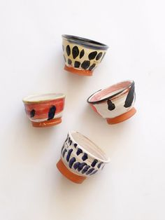 Ginny Sims Ceramic Tumblers | MILLE | MILLE
