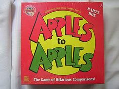Apples to Apples - The game of hilarious comparisons - Jewish Edition Rp Games, Games To Play, Dice Games, Family Game Night, Family Games, Yom Teruah, Yom Kippur, Feasts Of The Lord, Apples To Apples Game