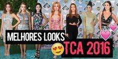 Blog Carolina Sales: TOP 6: Melhores Looks Teen Choice 2016
