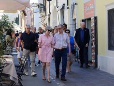 Theresa May's holiday snaps exude all the relaxed charm we've come to expect of the PM