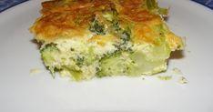 Ένα ιστολόγιο με συνταγές ζαχαροπλαστικής και μαγειρικής! Broccoli Souffle, Veggie Dishes, A Table, Quiche, Food Processor Recipes, Recipies, Veggies, Food And Drink, Cooking Recipes