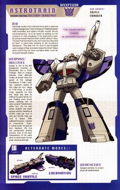 Transformer of the Day: Astrotrain