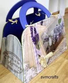 Arte Country, Painting On Wood, Suitcase, Decoupage, Workshop, Scrap, Box Bag, Easter, Bags