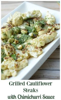 ... on Pinterest | Roasted cauliflower, Zucchini and Stuffed zucchini