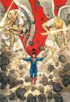 "#Superman #Fan #Art. (Action Comics. ""Superman's Mission To Mars"" Vol.2#14 Cover) By: Steve Skroce. (THE * 5 * STÅR * ÅWARD * OF: * AW YEAH, IT'S MAJOR ÅWESOMENESS!!!™)[THANK U 4 PINNING!!!<·><]<©>ÅÅÅ+(OB4E)"