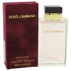 Dolce & Gabbana Pour Femme By Dolce & Gabbana Eau De Parfum Spray 3.4 Oz