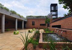 DBSA Vulindlela Academy extension / Holm Jordaan: Architects   Urban Designers