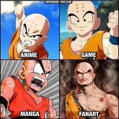 Choose your favourite  credit: @dbz.club  please give credit if reposted thanks Follow: @dbz.go for more hot content! stay saiyan!  Your Opinion Is Important: Leave A Comment