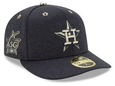 wholesale dealer 5abf6 29609 Houston Astros New Era 2017 MLB All-Star Game Patch Low Profile 59FIFTY Cap  Sports