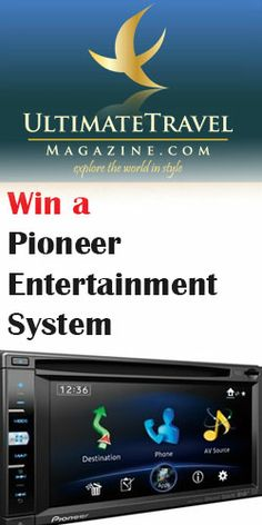 Win a Pioneer Entertainment System