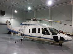 Sikorsky S76A, Executive Interior, Low Time, Main Rotor Hub OH #helicopter #aircraftforsale