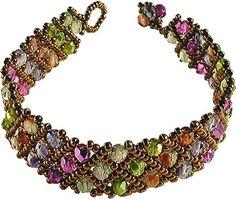 Net Pattern Bracelet