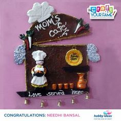 "We loved all that you did. Congratulations Needhi Bansal , you made it this week! Here's what our jury had to say ""The recipe is innovative, explained better and looks good."""