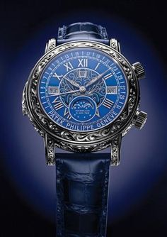 The Patek Philippe Sky Moon Tourbillon Earns A Place In Horological History