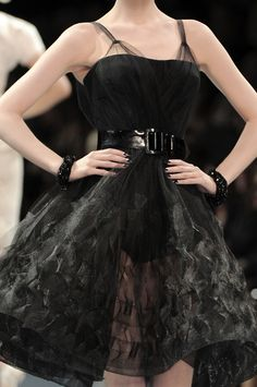 Christian Dior Couture Fall 2008