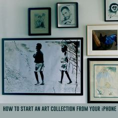 Starting an art collection from your iPhone - Abigail Ahern