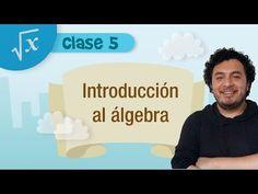 Clase 5 Matemática 2014: Introducción al álgebra