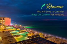 Backed by the forest and bordered by blue seas, vacations to Playa Del Carmen are set in all-inclusive vacation rentals with bars and restaurants nearby. Reserve your stay today and guarantee yourself a marvelous beach holiday!
