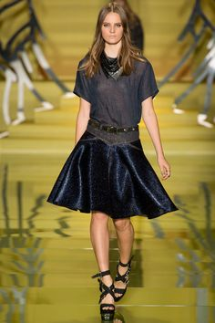 Versace Spring 2014 Ready-to-Wear Collection Slideshow on Style.com